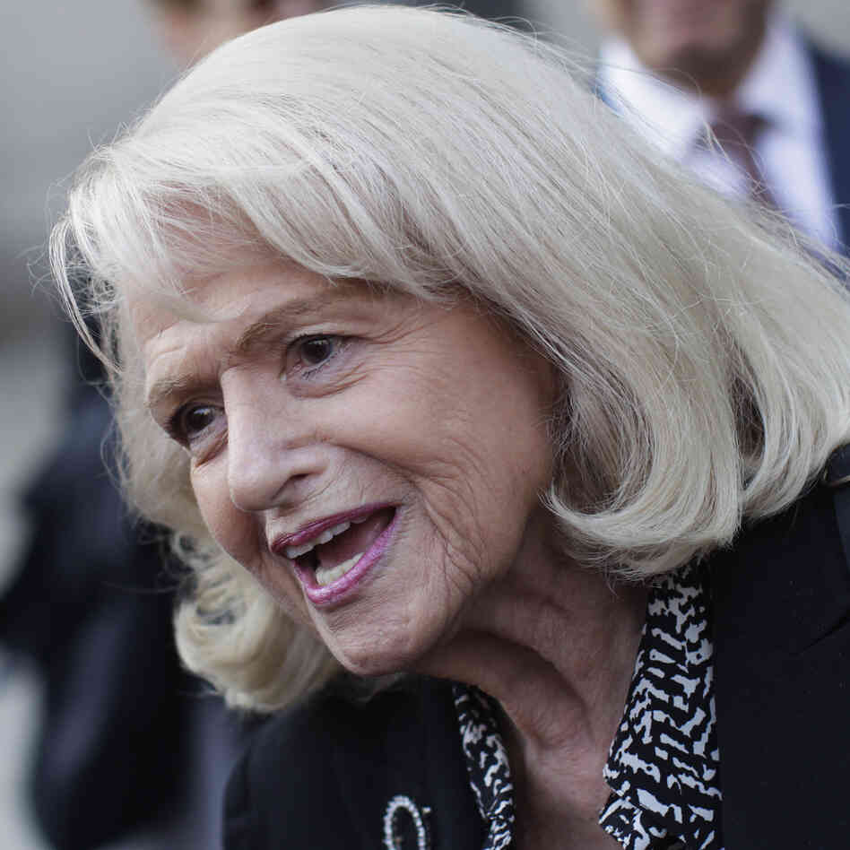 Edith Windsor, whose case led to an appeals court striking down the Defense of Marriage Act.