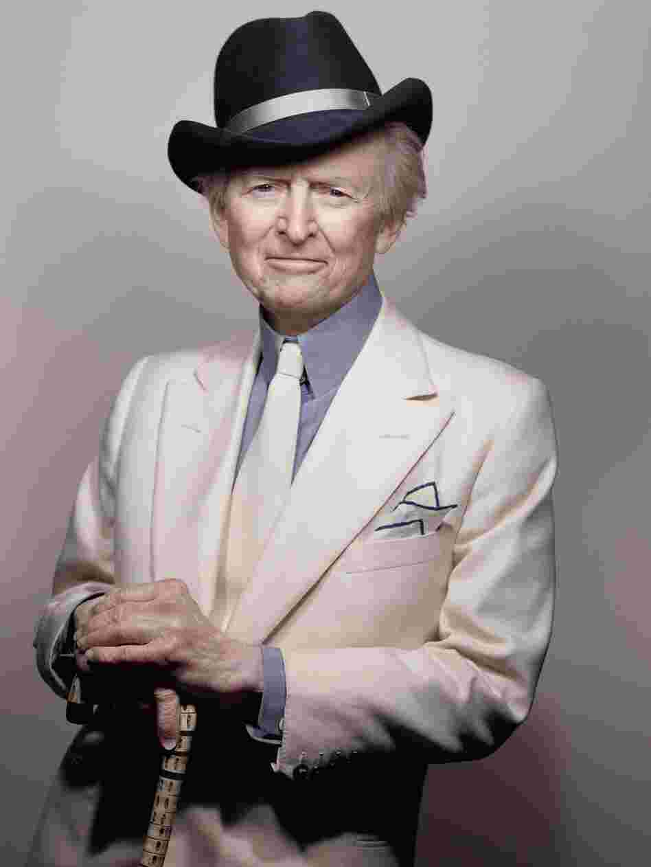 Tom Wolfe is the author of several books, including The Electric Kool-Aid Acid Test and The Bonfire of the Vanities.