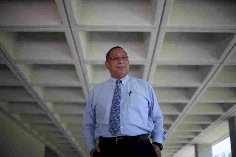 Reynaldo Diaz, who emigrated to the U.S. in 1968 from the Dominican Republic, had his rights restored at the clemency board hearing on June 28.