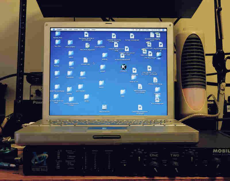 B.G. Laptop 2008