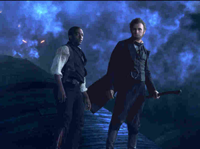 Lincoln's life has been adapted for the screen so often that there's room for the artistic liberties of films like Abraham Lincoln: Vampire Hunter.