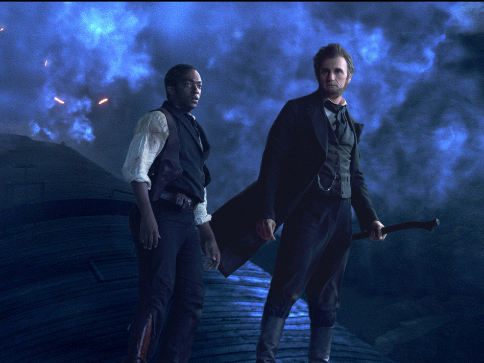 Lincoln's life has been adapted for the screen so often that there's room for the artistic liberties of films like <em>Abraham Lincoln: Vampire Hunter</em>.