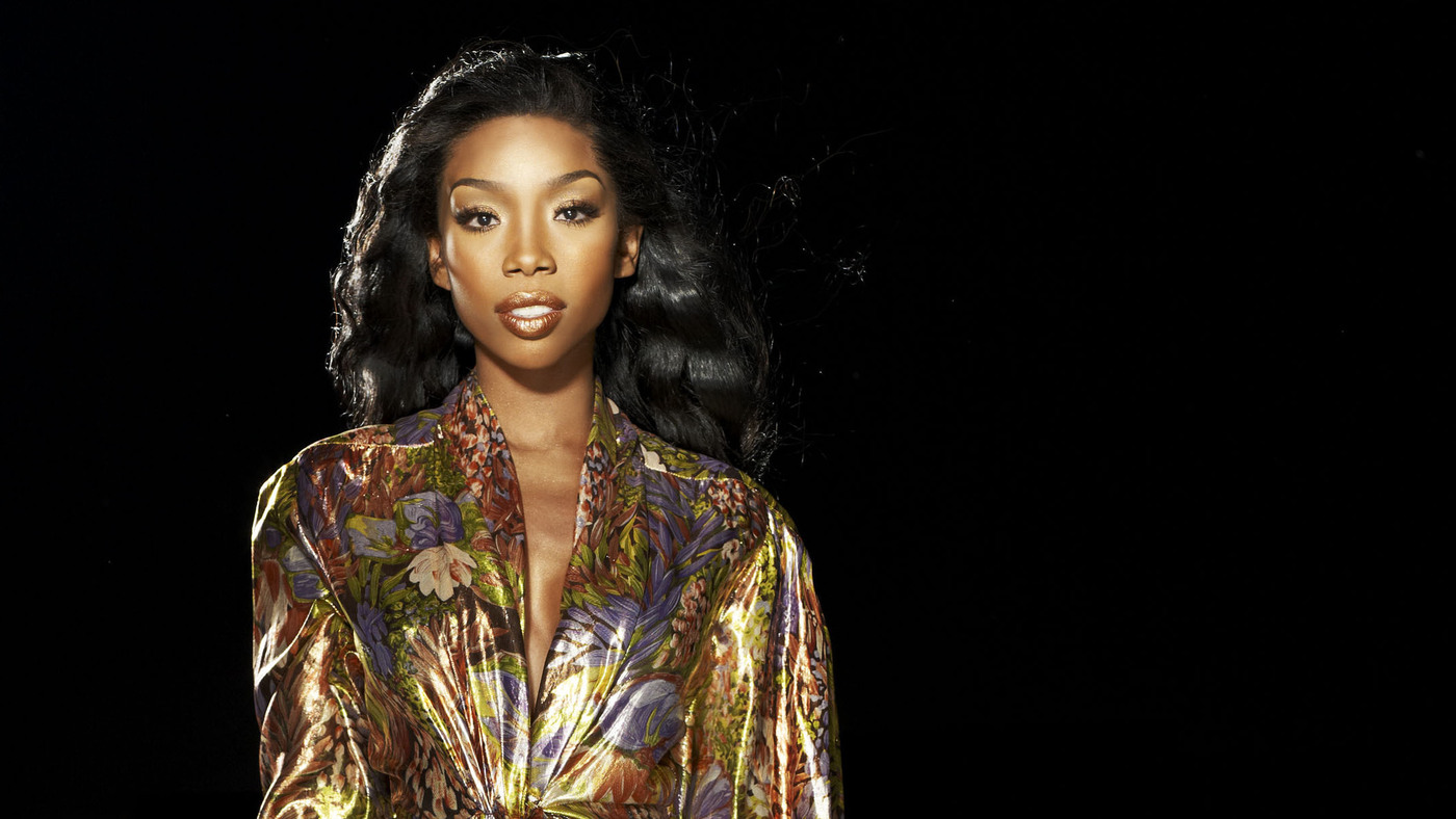 Brandy's 'Two Eleven' Is One For Whitney : NPR