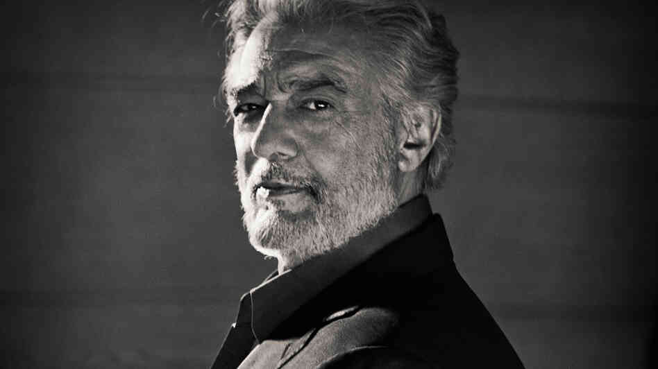 Placido Domingo's new album, Songs, is his first collection of pop music in more than 20 years.