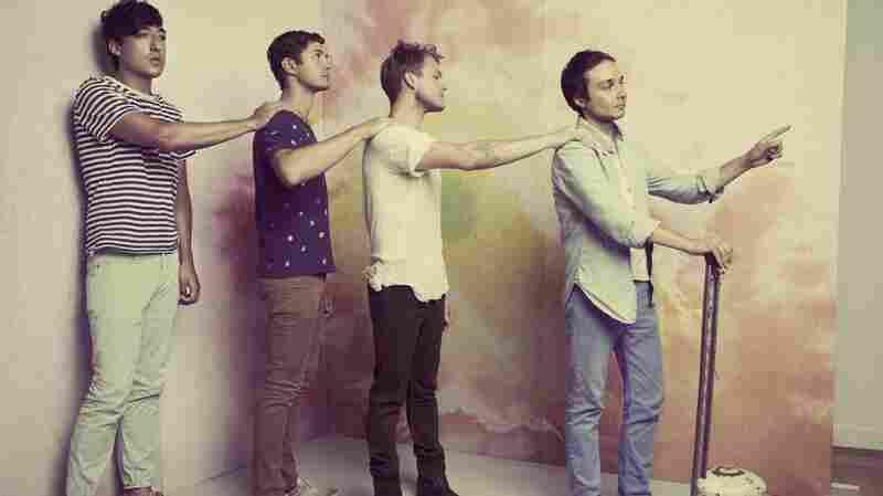 Grizzly Bear On World Cafe
