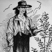 He's legend now, but Johnny Appleseed was as odd as his myth.