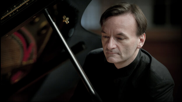 Stephen Hough's newest release is the French Album.