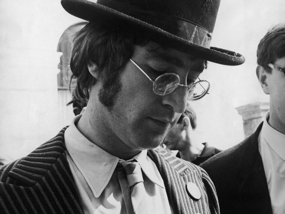 John Lennon Letters Reveal A Life As It Happened Wbur News