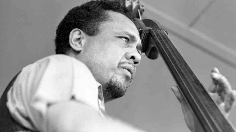 Charles Mingus' The Jazz Workshop Concerts, 1964-65 comes out Oct. 30.
