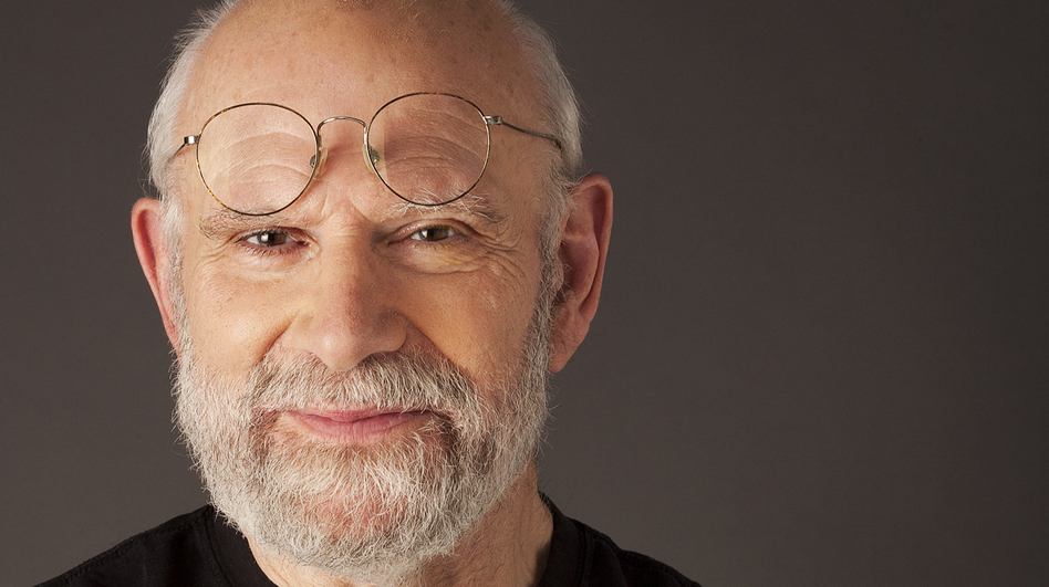 Oliver Sacks' previous books include The Man Who Mistook His Wife for a Hat and Awakenings. (Elena Seibert)