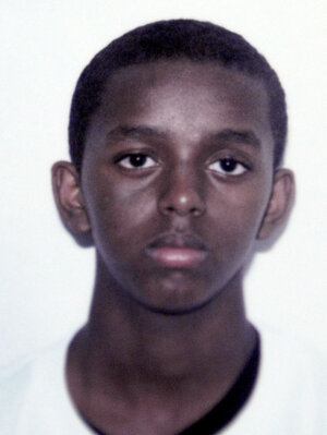 Burhan Hassan of Minnesota was recruited to fight in Somalia for al-Shabab, which the U.S. calls a terrorist group. He was killed there in 2009. This undated file photo released by his family in 2008.