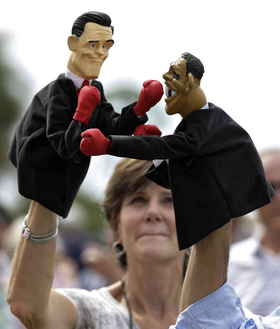 Whatever you think about the candidates, we can all agree both have been punching bags for their opponents.