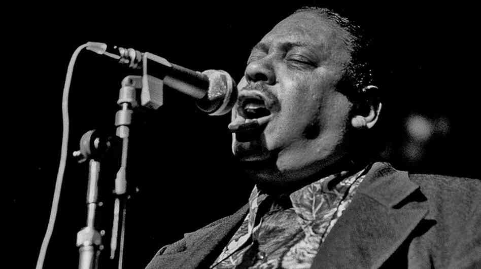 No figure in the history of rock 'n' roll is more incongruous than Big Joe Turner.