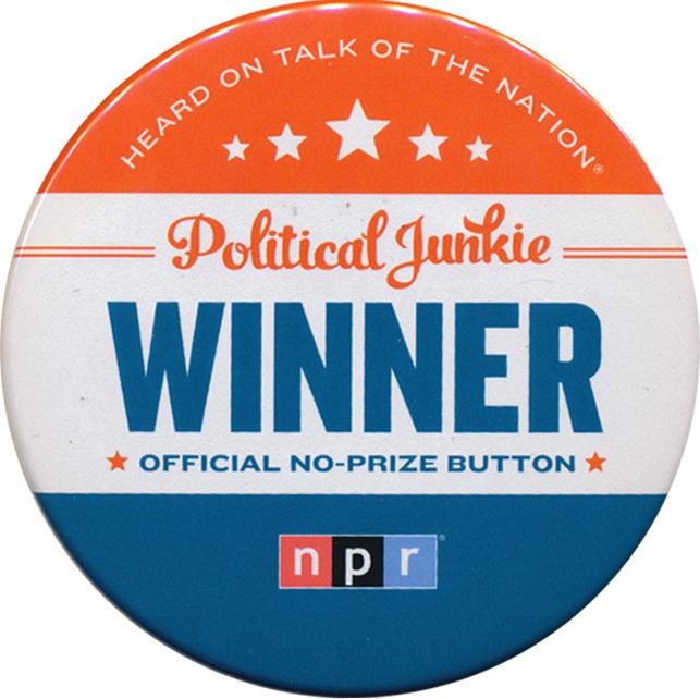 It's ScuttleButton Time! : Political Junkie : NPR