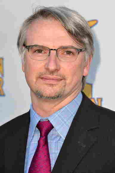 Writer/Producer Glen Mazzara