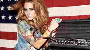 Kendra Morris' debut album is titled Banshee.