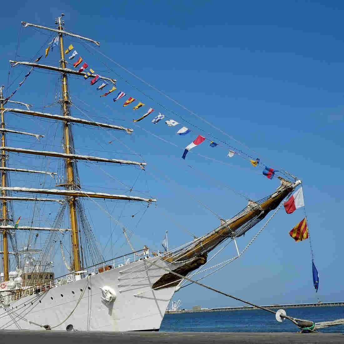 Why A Hedge Fund Seized An Argentine Navy Ship In Ghana