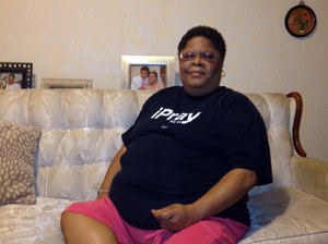 Juror Anita Woodruff is haunted by her decision to help convict Santae Tribble of murder.
