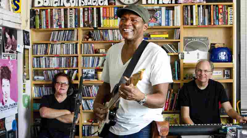 Robert Cray Band: Tiny Desk Concert