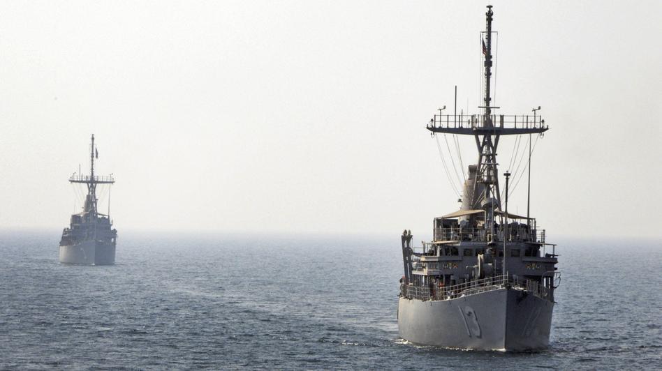 How Big Should The U S  Navy Be? | WBUR News