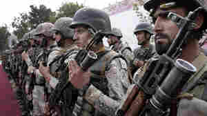 U.S. Eager To Step Aside; Are Afghan Forces Ready?