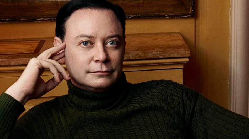 Andrew Solomon's 2001 book, The Noonday Demon, won the National Book Award for nonfiction and was a finalist for the Pulitzer Prize. (Courtesy of Scribner)