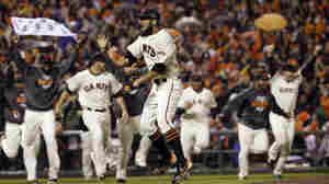 Giants Beat Cardinals, Head To World Series