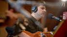 Calexico's Joey Burns performs on The Current.
