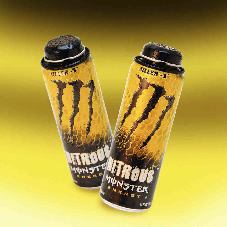 Energy drinks like these by Monster Energy face new scrutiny after consumer death reports were released.