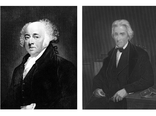 "Charisma wasn't an early requirement for presidents, since many decisions were made behind closed doors, says psychology professor Dean Simonton. His analysis of the charisma of these three commanders in chief: John Adams: ""Average."" Thomas Jefferson: ""Average."" Andrew Jackson: ""Well above average."""