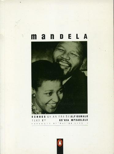 Kumalo's book Mandela: Echoes of an Era, was published in 1990. The photos in the book date back to the early '50s -- spanning almost 40 years of political turmoil -- including 16 pages of pictures showing Mandela's release from prison.
