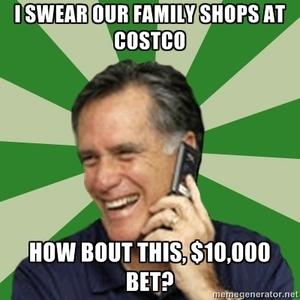 Mitt Romney meme