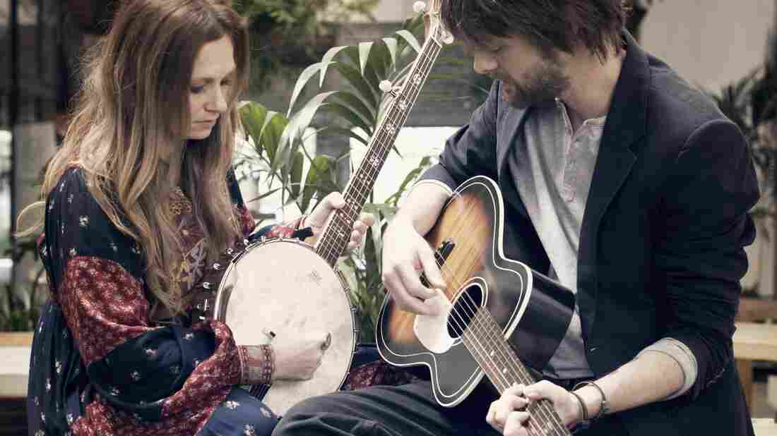 Kasey Chambers and Shane Nicholson, both country stars in their own right, recently released the collaborative album Wreck and Ruin.