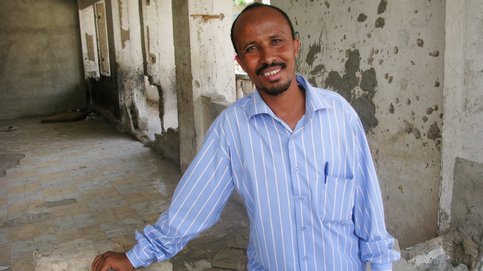 Somalia isn't attracting visitors yet, but the country's assistant director of tourism, Farah Salad Dharar, believes the country can once again become a destination.