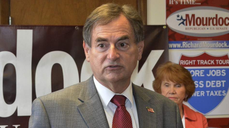 Richard Mourdock, Republican candidate for Senate in Indiana. (Reuters /Landov)