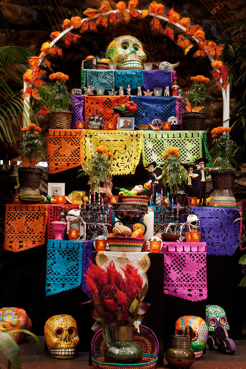 Day Of The Dead Decoded A Joyful Celebration Of Life And Food