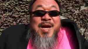 """Ai Weiwei, """"Gannam style."""""""