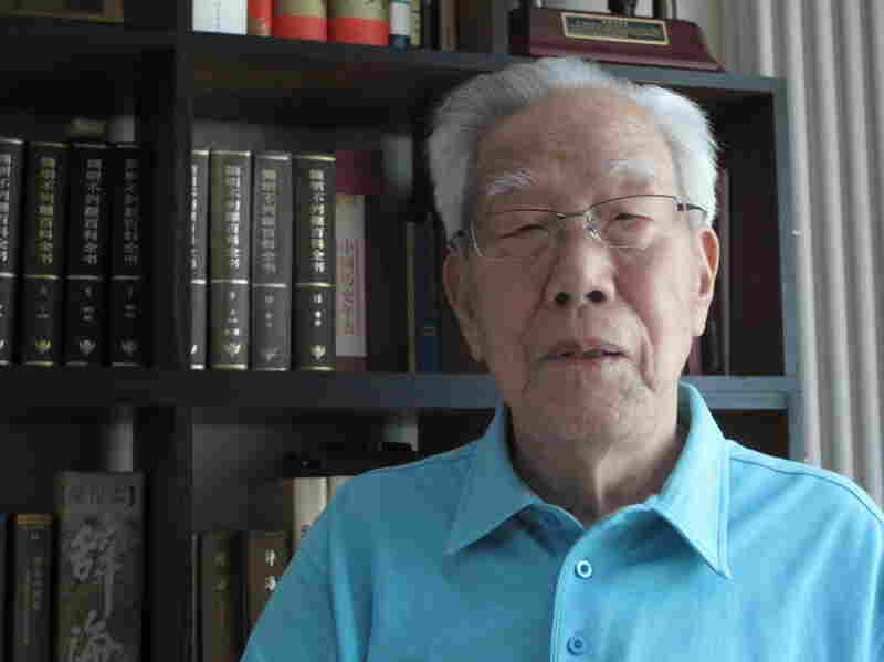"""He Fang, 90, is a former revolutionary who wonders where the Communist Party went wrong. """"Our purpose was to achieve freedom and democracy,"""" he says. """"But now there is neither freedom nor democracy."""""""