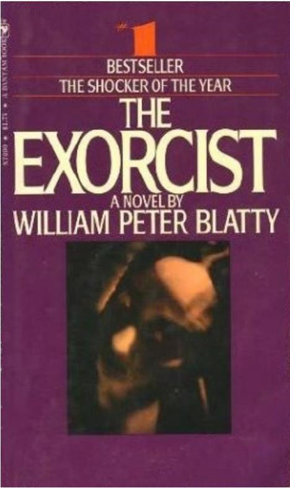 Book Review The Exorcist By William Blatty The