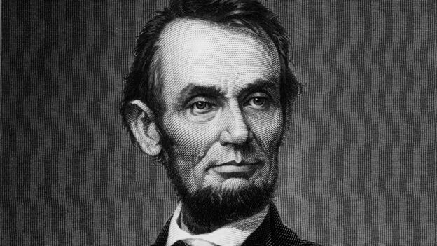 Abraham Lincoln, circa 1850. Lincoln was a political non-entity before he was elected. Why is he more widely known to history than the presidents who came immediately before and after him? (Getty Images)