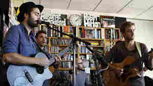 Lord Huron: Tiny Desk Concert