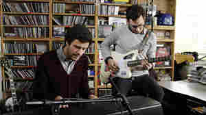 Passion Pit: Tiny Desk Concert