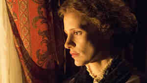 Jessica Chastain makes her Broadway debut as Catherine Sloper in The Heiress. Chastain says she was moved by the arc of her character's story — initially defined by the men in her life, but ultimately finding strength in herself.