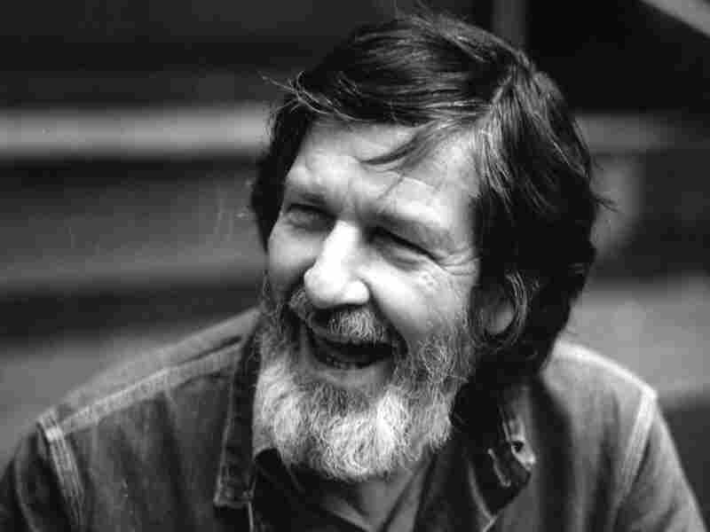 Composer John Cage was born in 1912 and died in 1992. He's show above in May 1972.