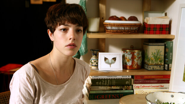 Martine (Olivia Thirlby) is either oblivious to or apathetic toward the chaos she causes in the lives of those around her.