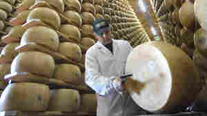 For The Love Of Cheese, Diners Unite In Italy