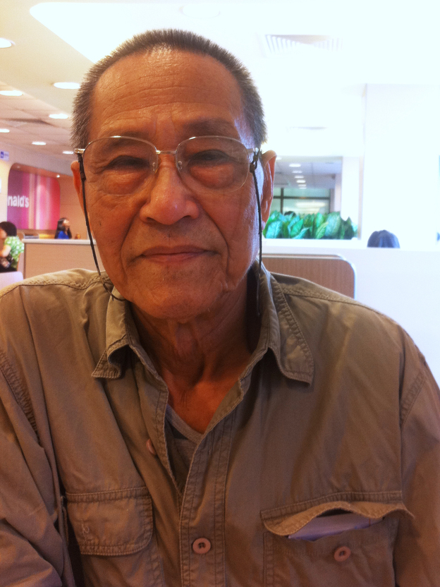 Once a top Communist Party figure, 79-year-old Bao Tong was kicked out after he sympathized with the student protesters in 1989.