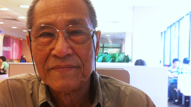 Once a top Communist Party figure, 79-year-old Bao Tong was kicked out after he sympathized with the student protesters in 1989. (NPR)