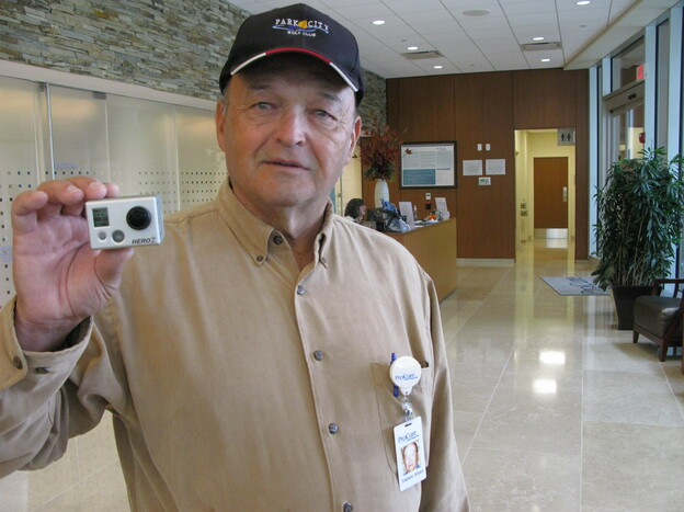 Bill Snedden video-blogged his proton therapy experience at the ProCure Center.