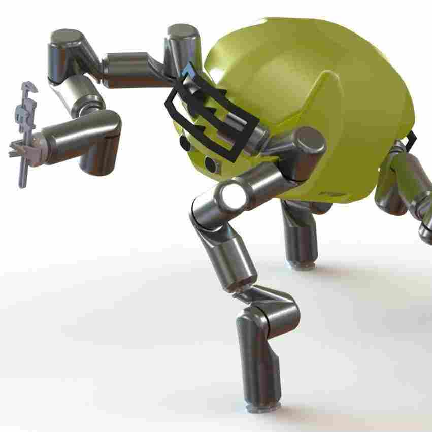 A Contest To Build A Disaster-Ready Robot